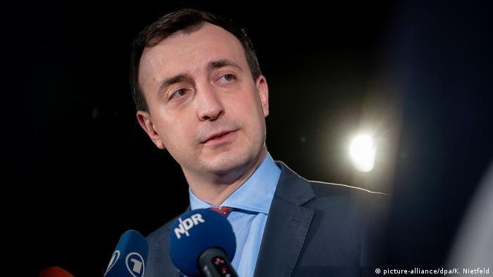 CDU-Generalsekretär Paul Ziemiak (Foto: picture-alliance/dpa/K. Nietfeld)