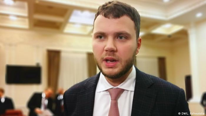 Міністр інфраструктури України Владислав Криклій
