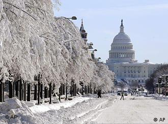 American capitol building