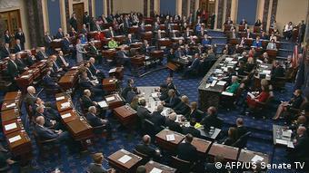 USA Amtsenthebungsverfahren | Abstimmung