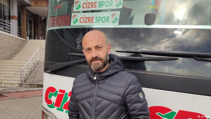 Teknik Direktör Metin Akpunar, Kariyerimde en çok Ankaragücü ve Cizrespor'da mutlu oldum diyor.