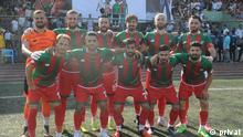 Cizrespor (Fussballmannschaft in der Türkei / 3. Liga - Das Team einer kurdischen Stadt wurde bei Auswärtsspielen Zielscheibe rassistischer Angriffe. Deswegen hat das Management das Team aus der Liga zurückgezogen)