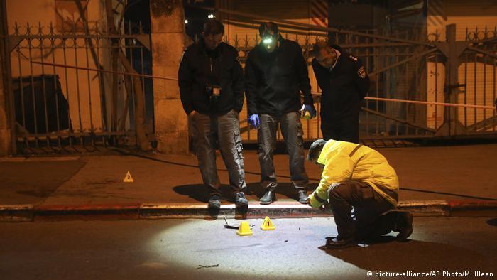 Israel, Yerusalem, aparat keamanan, penyelidikan penabrakan