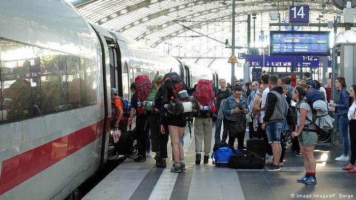 Німеччина може стати одним із лідерів ЄС за інвестиціями держави в залізницю