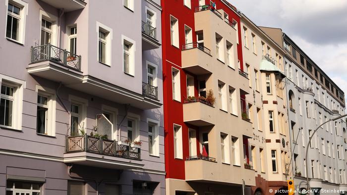 Berlin, stambene zgrade