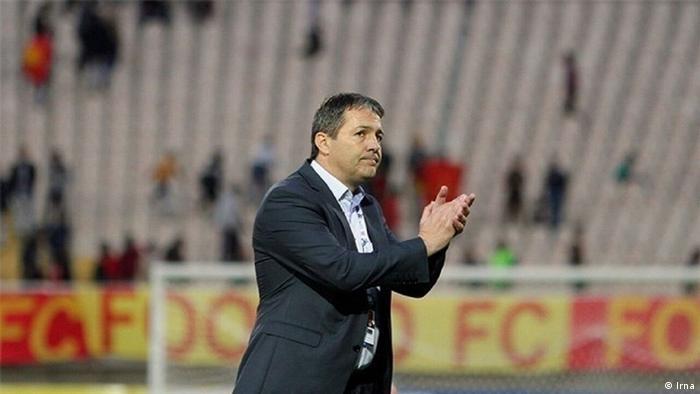 Iran Fussball l neuer Nationaltrainer Dragan Skocic