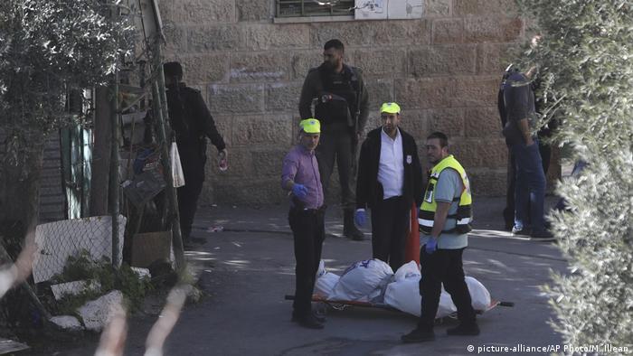 Yerusalem, konflik Israel-Palestina