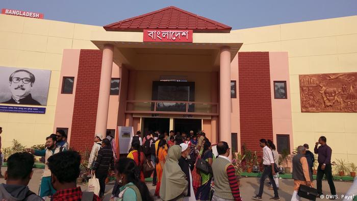 Indien Buchmesse in Kalkutta