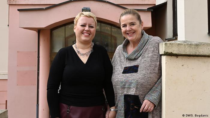 Renata Brekalo i Lea Brezar