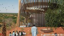 Burkina Faso Deutschland Christoph Schlingensief startet Operndorf in Afrika