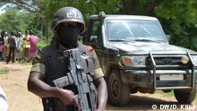 Kamerun l Interventionsbrigade Brigade d'intervention rapide