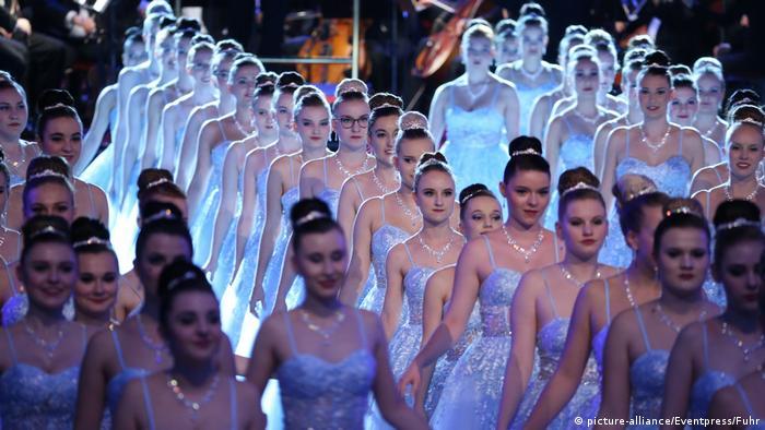 Дебютантки оперного бала в 2019 году