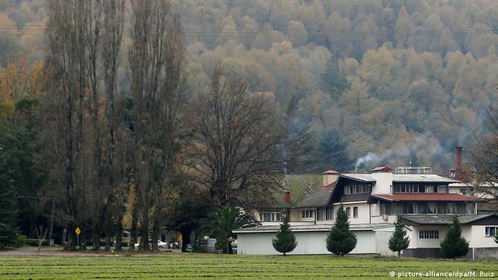 Colonia Dignidad, hoy Villa Baviera en Chile.