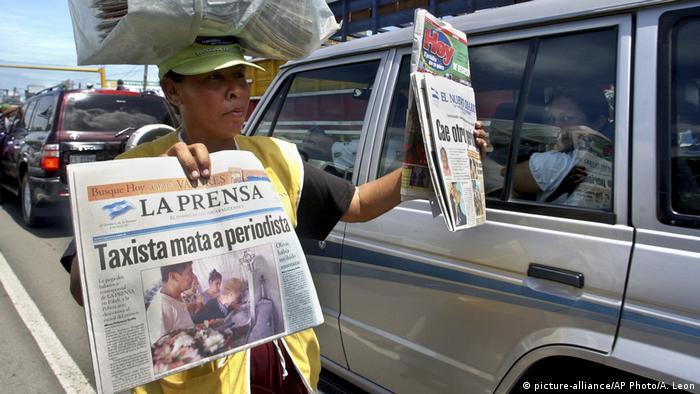 Nicaragua | Presse | Zeitungen