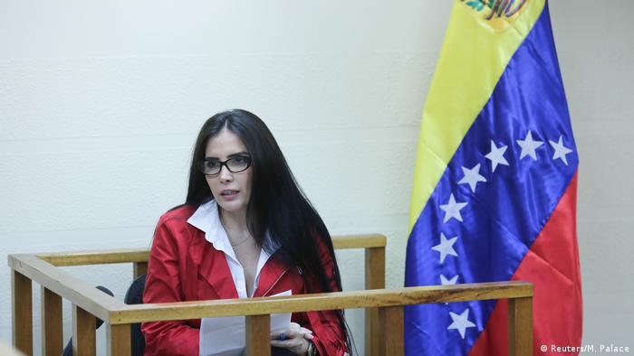 Aída Merlano (Reuters/M. Palace)