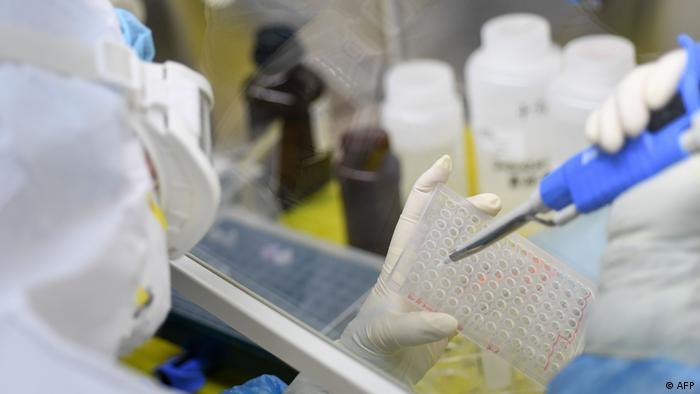 коронавірус, тест, пандемія
