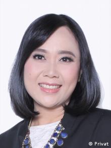 Ayu Riekasapti Bloggerin aus Indonesien