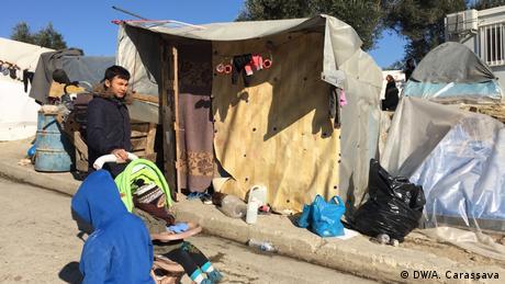 Γερμανικές αντιρρήσεις στην υποδοχή προσφύγων από τα νησιά