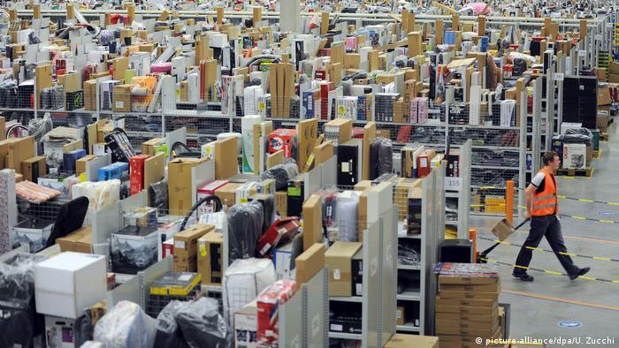 Amazon in Bad Hersfeld