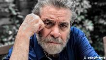 iranische Exilschauspieler Behrouz Vossoughi
