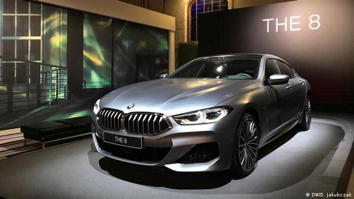 Belgien BRAFA 2020 | BMW The 8