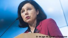 Vera Jourova - tschechische Politikerin