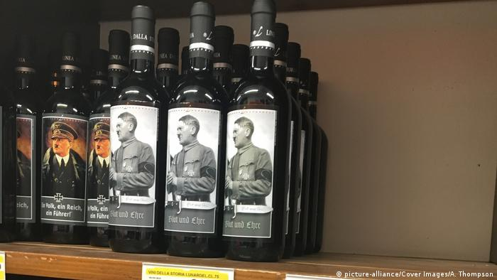 Italien Hitler-Wein (picture-alliance/Cover Images/A. Thompson)