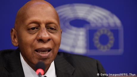 Belgien Brüssel   Der kubanische Dissident Guillermo Farinas
