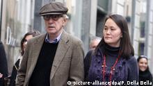 Mailand | Woody Allen mit Ehefrau Soon-Yi Previn