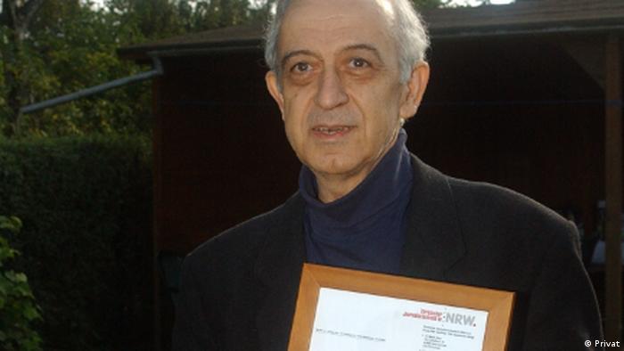 Mehmet Aktan Türkischer Journalist in Deutschland