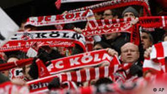 Ganz Köln feiert und träumt vom internationalen Geschäft. (Foto: apn)