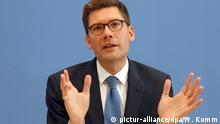 Deutschland Ost-Beauftragter Hirte tritt zurück