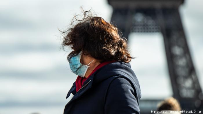 Frankreich | Coronavirus in Paris