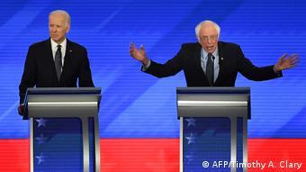 Μόνο οι Μπάιντεν και Σάντερς διεκδικούν πλέον με αξιώσεις το χρίσμα των Δημοκρατικών
