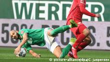 Bundesliga Werder Bremen - 1. FC Union Berlin (picture-alliance/dpa/C. Jaspersen)