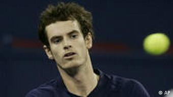 Andy Murray 2008 in Shanghai