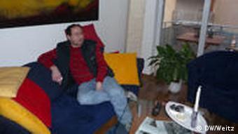 Йохан Вебер мечтал жить в таком доме