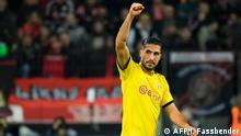 Bundesliga - Bayer Leverkusen v Borussia Dortmund   Tor Emre Can