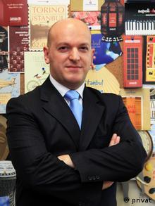 Türkei   Flugzeug-Experte Abdullah Nergiz