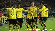Bundesliga Bayer Leverkusen gegen Borussia Dortmund