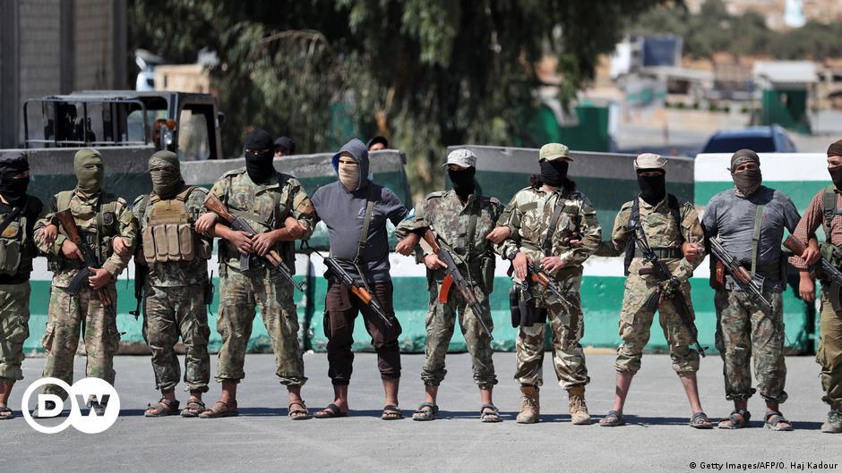 Almanya'da Heyet Tahrir el-Şam'a operasyon sürüyor