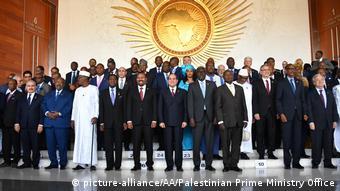 L'Union africaine mise sur le dépistage pour mieux faire face à la pandémie (Archives - Addis Abeba, 09.02.2020)