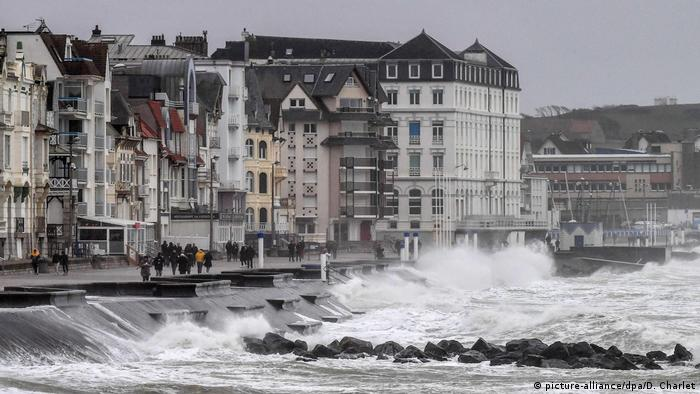 Frankreich Nordosten in erhöhter Alarmbereitschaft (picture-alliance/dpa/D. Charlet)