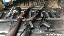 Brasilien - Waffen