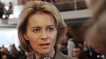 Ursula von der Leyen nach Hartz-IV-Urteil