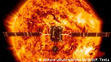 Solar Orbiter - NASA