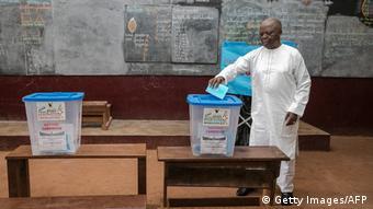 Selon les autorités, les élections se sont déroulées dans le calme