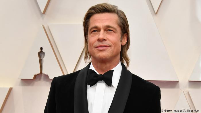 USA, Los Angeles: 92. Oscarverleihung im Dolby Theatre - Brad Pitt