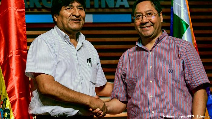 Evo Morales, Luis Arce y dirigentes del MAS se reúnen en Buenos Aires