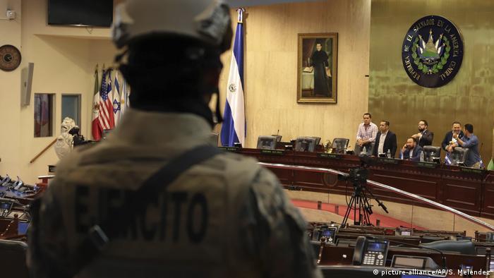 El Salvador - Nayib Bukele